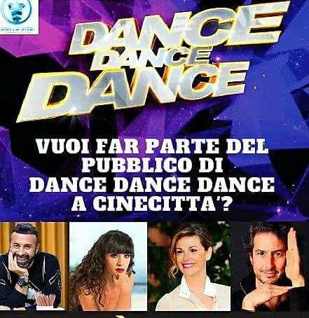 Dance Dance Trasmissione Tv