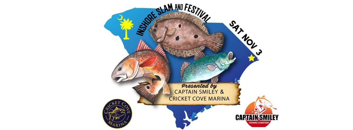 Inshore Slam Festival At Cricket Cove Marina Carolina