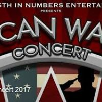 American Warrior Concert - Camping