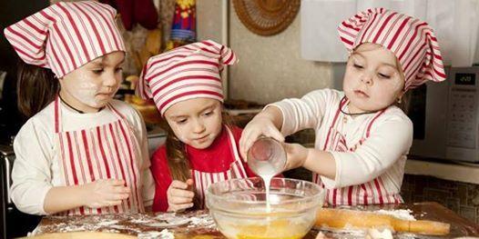 Kids Cooking Class Cheese Ravioli & Cannoli