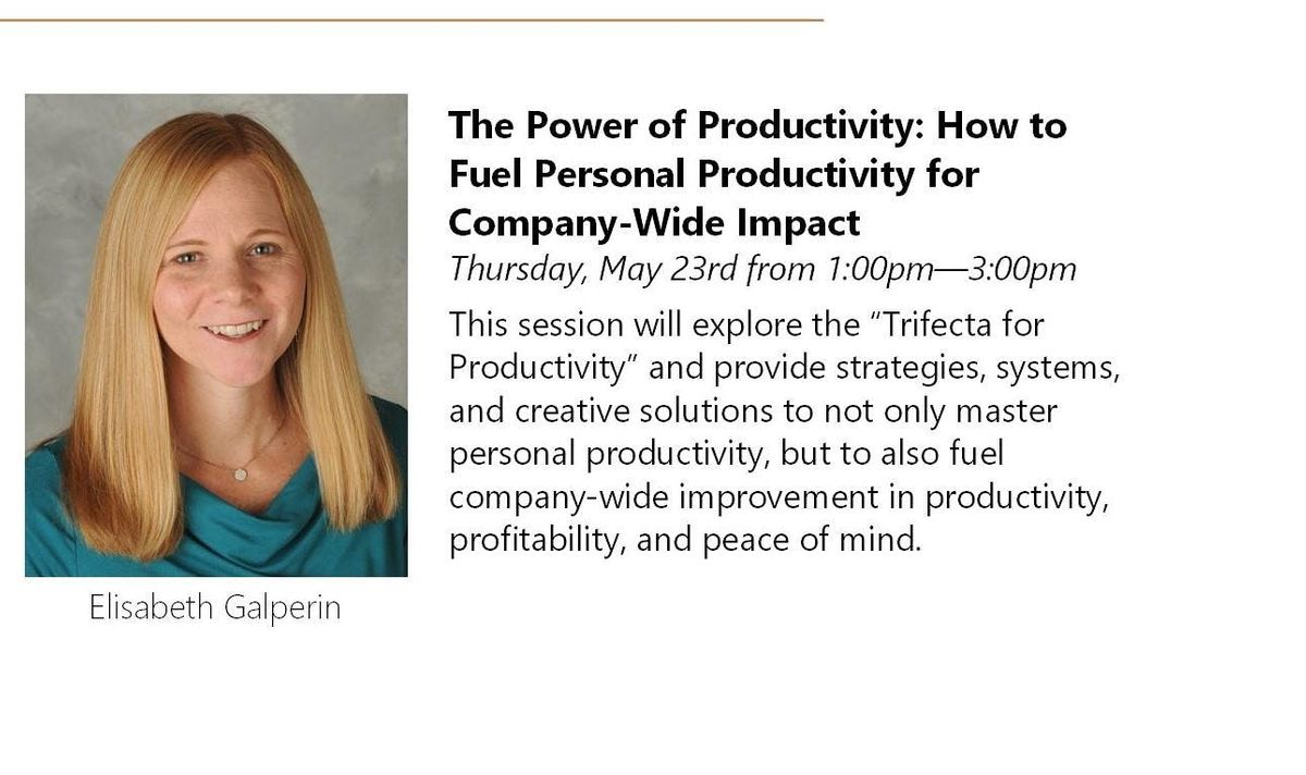 How to Fuel Personal Productivity for Company-wide Impact
