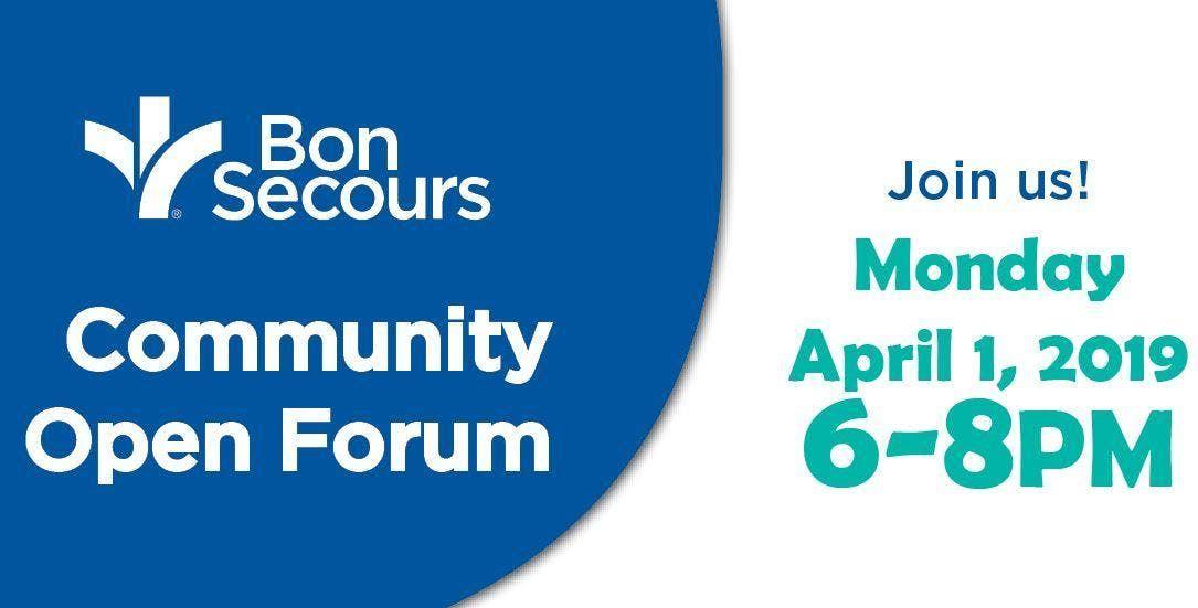 Community Open Forum