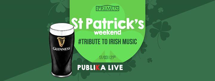 Publika Tribute to Irish Music