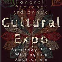 Mercer Rangrelis 3rd Annual Cultural Exposition 2018