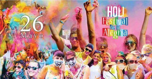 Holi El Festival de la Alegra