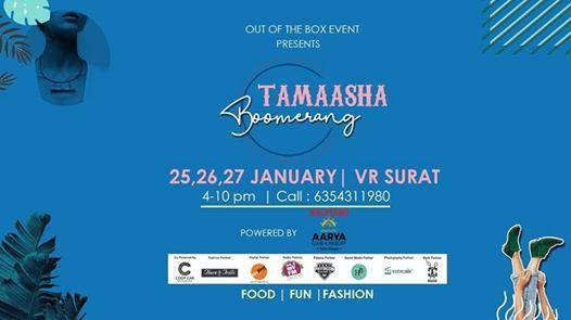 Tamaasha Boomerang