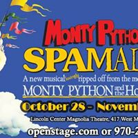 SOLD OUT Added Date Monty Pythons Spamalot Matinee