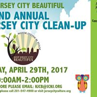 2nd Annual Great Jersey City Clean Up