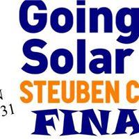 Going Solar Steuben County Finale Celebration