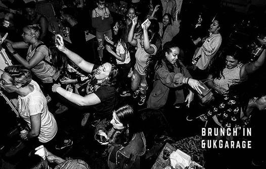 Brunchin UKG Secret Brunch Warehouse Party