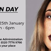 Open Day - 25th January 2018