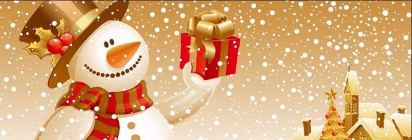 Juleafslutning og uddeling af gaver fra nsketret