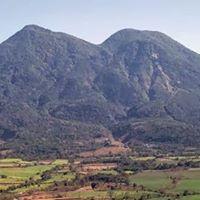 Campamento cumbre alfa Volcan de San Vicente (chichontepec)