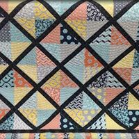 Block and Bind Your Quilt on the Frame