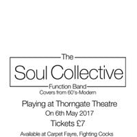 The Soul Collective at Thorngate Halls