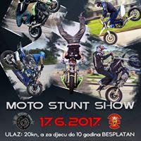 Moto Stunt Show Slavonski Brod 17.6.2017