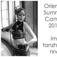 WS mit Bruno Assenmacher &amp Ida Mahin beim Oriental SummerCamp