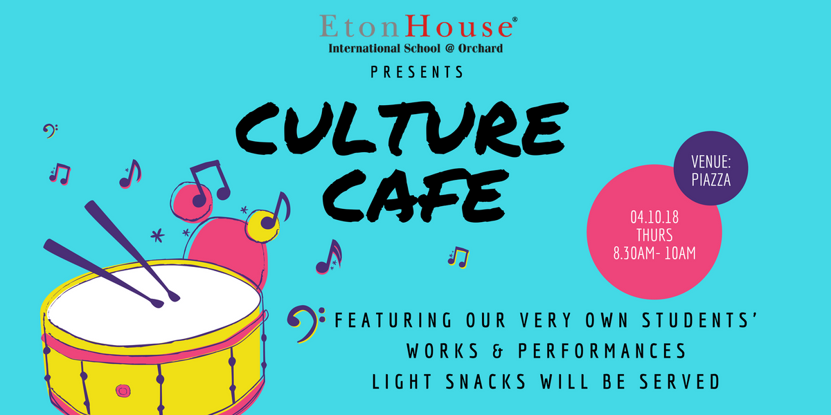 EtonHouse Orchard Culture Cafe