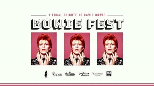 BowieFest a local tribute to David Bowie in DTK