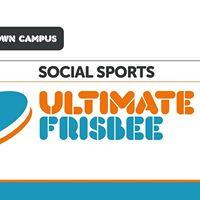 Jordanstown - Social Sport - Ultimate Frisbee