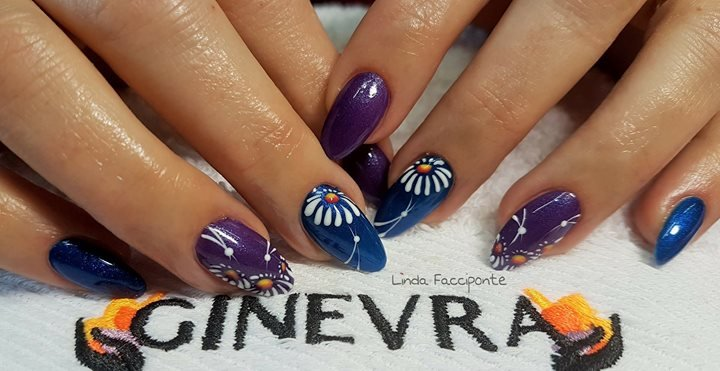 Corso Nail Art Base At Ginevra Italian Quality Nails Piemonte