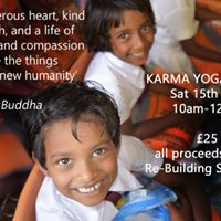 KARMA YOGA 2hr yangyin class for Re-building Sri-Lanka