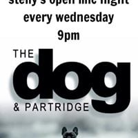 Open Mic  The Dog Springhead
