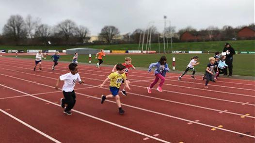 Track Stars Athletics - Exeter