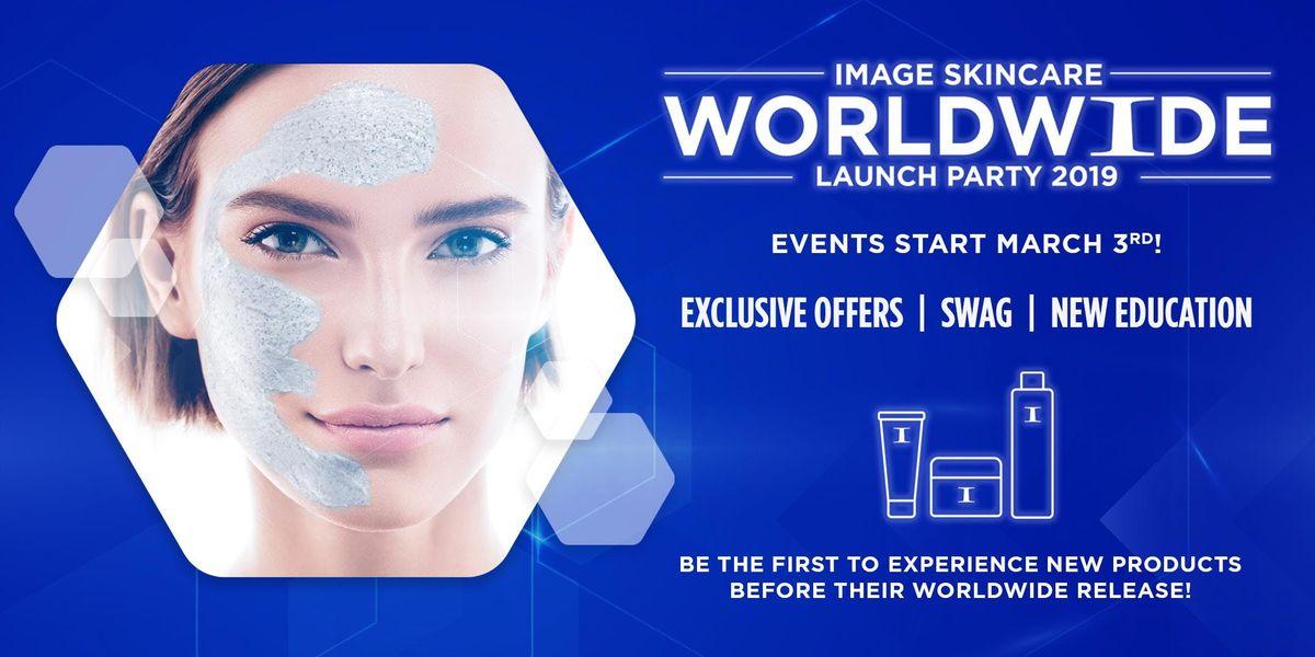 IMAGE SKINCARE WORLDWIDE LAUNCH PARTY 2019 - Newark DE