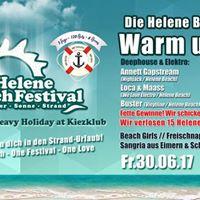 Heavy Holiday  Helene Beach Pre Party at Kiezklub - 30.06.17