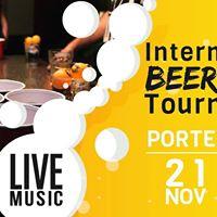 International Beer Pong Tournament