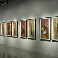 Artists Talk by Simon Glass