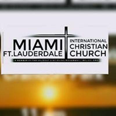 Miami Fort Lauderdale International Christian Church