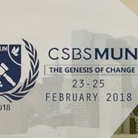 CSBS Model UN 2018