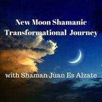 New Moon &amp Fall Equinox Transformational Shamanic Journey wJuan