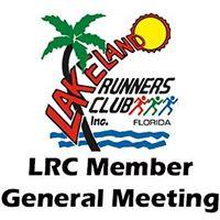 LRC Member General Meeting