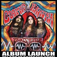 Cosmic Kahuna Album Launch Hobart