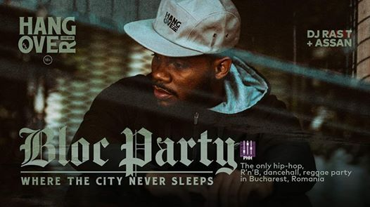 Friday Bloc Party [253] with Dj RAS T & Assan. Mar 01 2019.