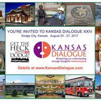 Kansas Dialogue Get the Heck into Dodge