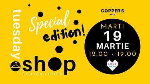 Tuesday Shop - Fashion Corner