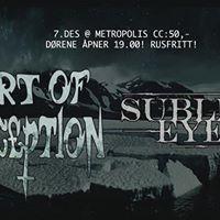 Art of Deception  Sublime Eyes