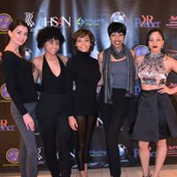 Newday Associates Internation Model of the year Casting