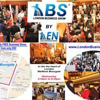 Free visit London Business SHOW 21
