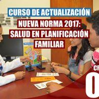Nueva Norma 2017 Salud en Planificacin Familiar