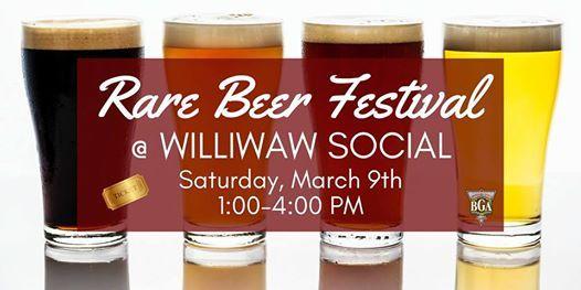 Rare Beer Festival