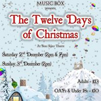 The Twelve Days Of Christmas - Music Box Pantomime