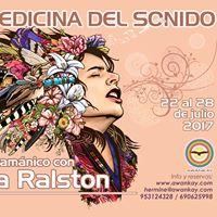 La Medicina del Sonido con Orna Ralston