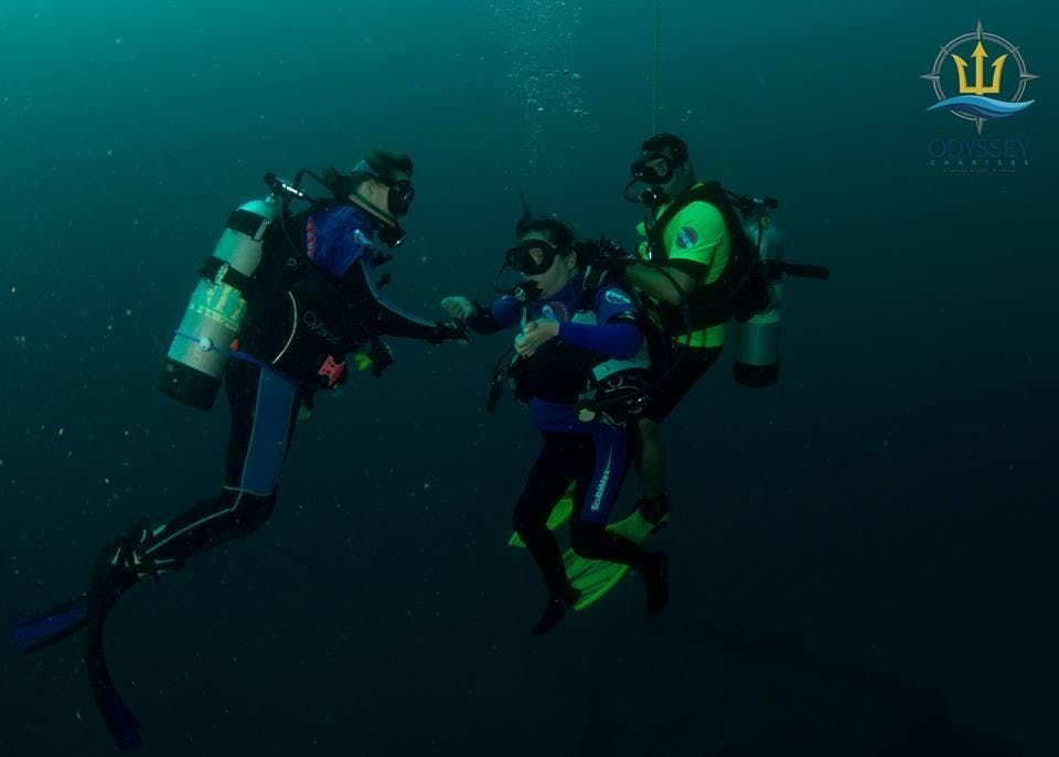 Buddy Disability Scuba Certification Course At Mission United Fort