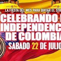 Celebrando La Independencia De Colombia Con El Rumbon Latino MIS