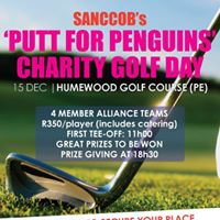 Putt for Penguins Charity Golf Day
